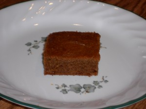 Sunflower Spice Paleo Quickbread