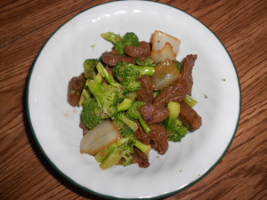 Broccoli Beef with Coconut Aminos
