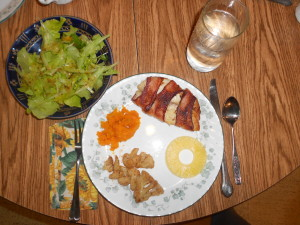 low oxalate paleo dinner